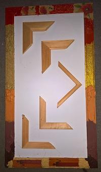 Rahmen - Malen nach Zahlen