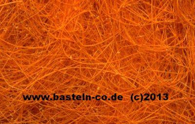 Sisal Naturfasern - orange