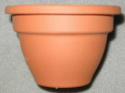 Terracotta Glockentopf 9 cm