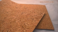 Korkplatte 45x30cm, 1mm