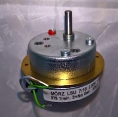 Pyramidenmotor Mörz  - 3 kg, 3 u/min