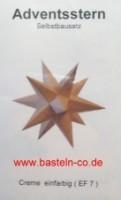 Marienberger Stern - Creme