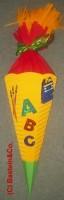 Schultüte ABC