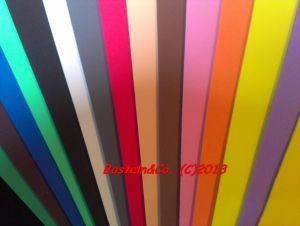 Moosgummi Sortiment 14 Farben