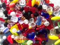 Glasschmuck Sortiment  klein