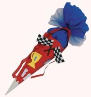 Schultüte Bastelset - Formel 1