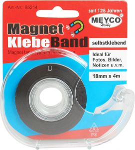 Magnet-Klebeband         4m x 18mm breit